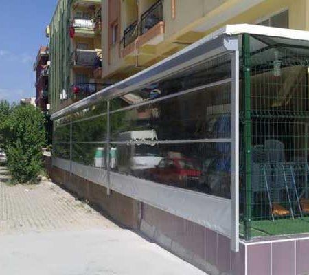 Bodrum Dikey Şeffaf Store